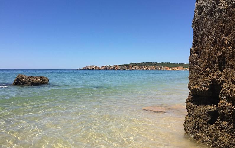Apartamento para 2-4 pessoas a 1200 m da praia Algarve-Faro - Arredores