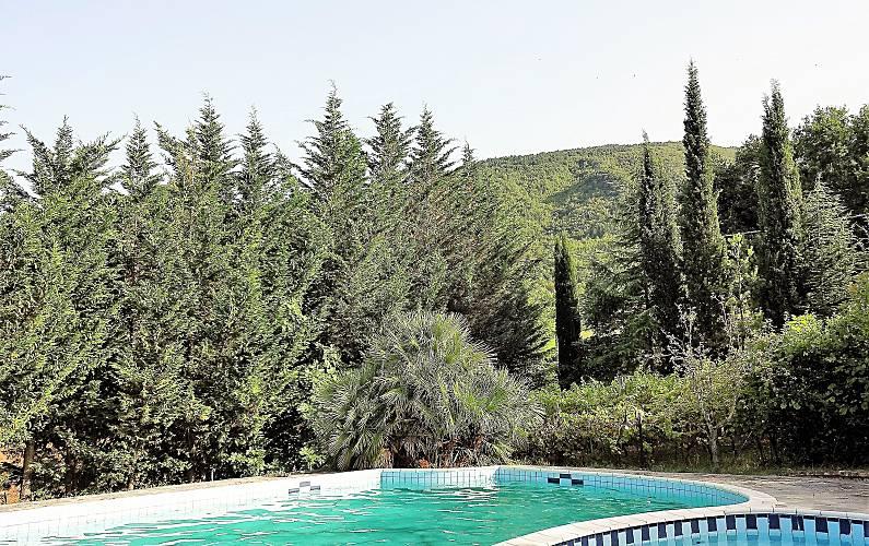 Apartamento en alquiler en pesaro y urbino fermignano for Piscina urbino