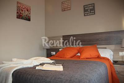Apartamento de 1 habitaciones a 1500 m de la playa Lugo