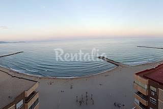 Vistas Panoramicas en 1a línea de playa Alicante