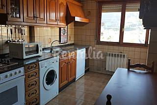 Apartment with 3 bedrooms 8 km from the beach Cantabria