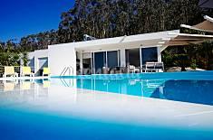 Fantástica casa moderna com piscina privada Braga