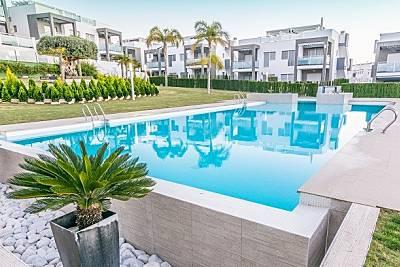 Apartamento para 4-6 personas a 1000 m de la playa Alicante