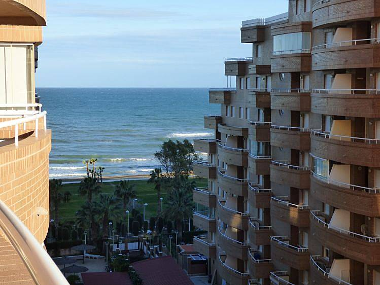 Apartamento en alquiler en 1a l nea de playa marina d 39 or oropesa del mar orpesa castell n - Alquiler apartamentos oropesa del mar ...