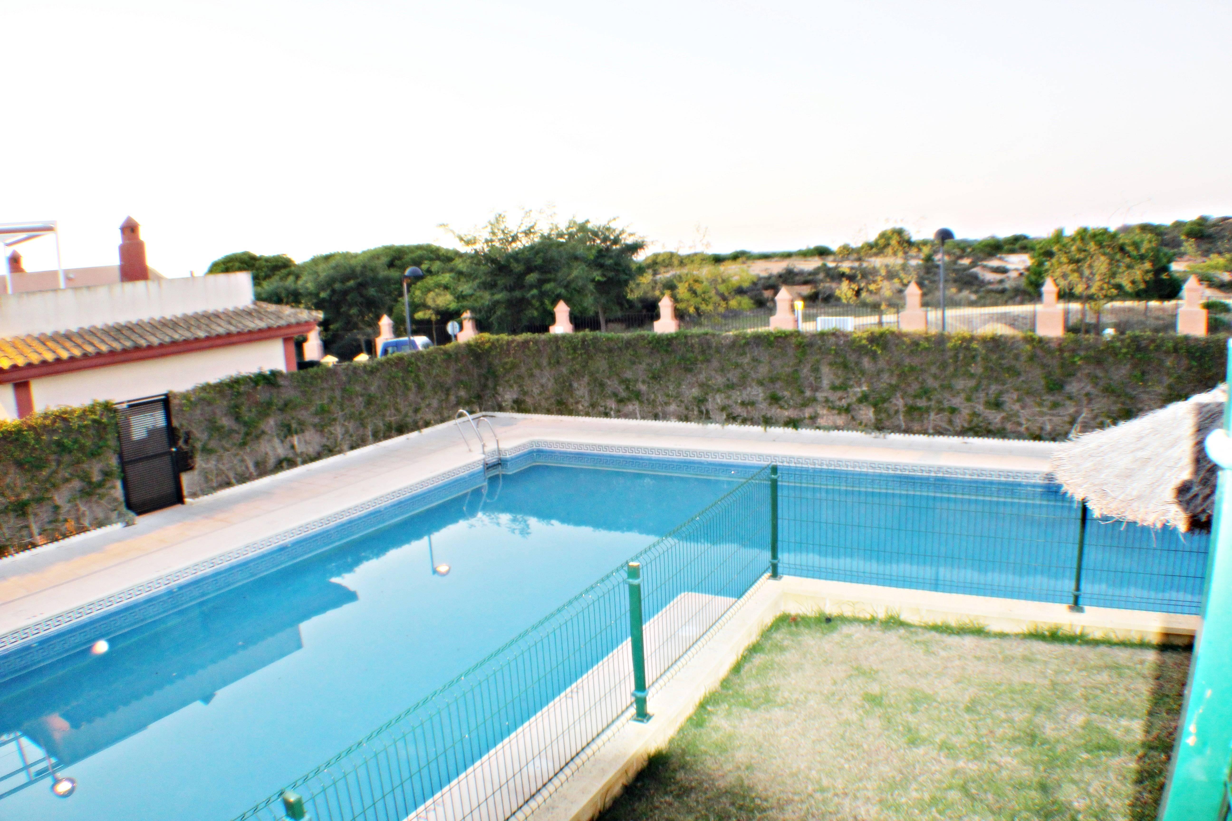 Casa com 2 quartos a 800 m da praia islantilla lepe - Rentalia islantilla ...