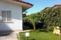 Villa for rent only 1000 meters from the beach Rome