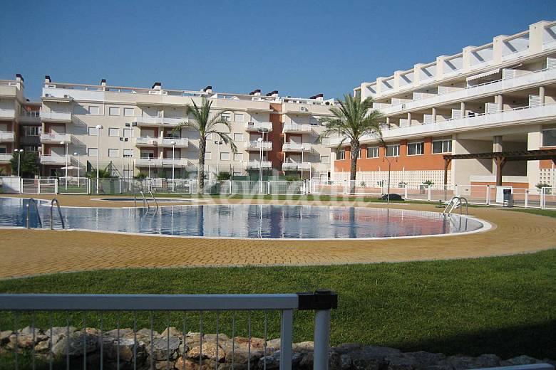 Apartamento de 2 habitaciones a 200 m de la playa almenara castell n castell n costa del - Casas en almenara playa ...