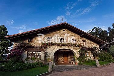 5 Exterior del aloj. Vizcaya/Bizkaia Ea Casa en entorno rural