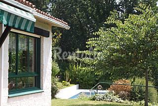 Casa para 2-4 personas con piscina A Coruña/La Coruña