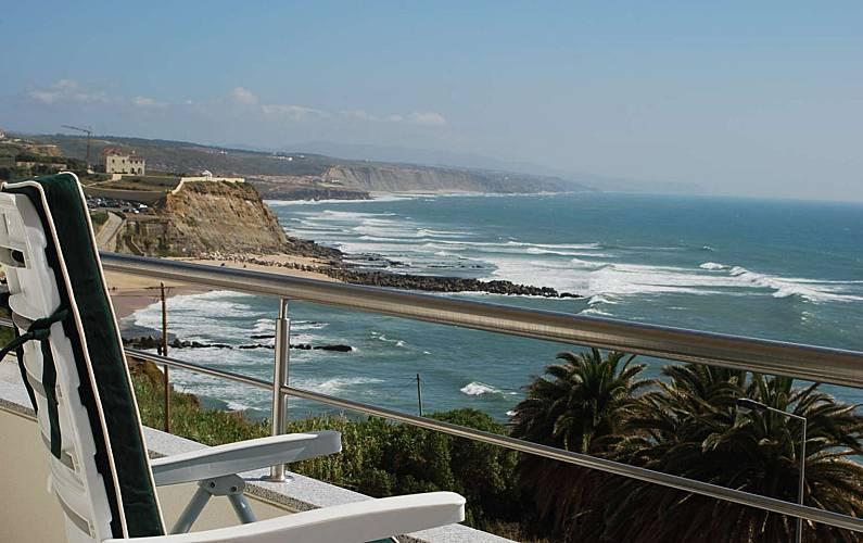 Apartamento T2+ para 4 pessoas a 150 m da praia Lisboa - Vistas da casa