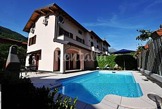 Casa para 1-11 pessoas em Lombardia Como