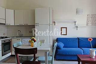 Appartement en location à 50 m de la plage Rimini