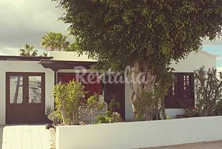 Villa de 2 habitaciones con piscina privada Lanzarote