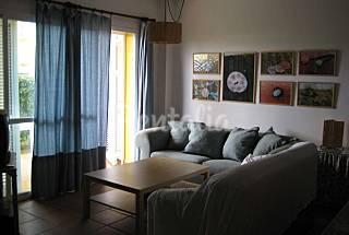 Apartamento para 5-7 personas.1ª Linea playa Cádiz