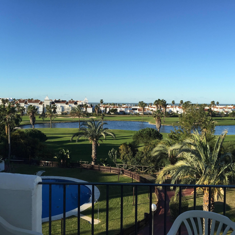 Apartamento En Alquiler A 250 M De La Playa Costa Ballena Rota  # Muebles Miguel Angel Cadiz