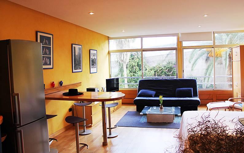 Apartamento en alquiler a 50 m de la playa puerto de la - Alquiler apartamento puerto de la cruz ...