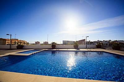 Apartamento con vistas al mar Alicante
