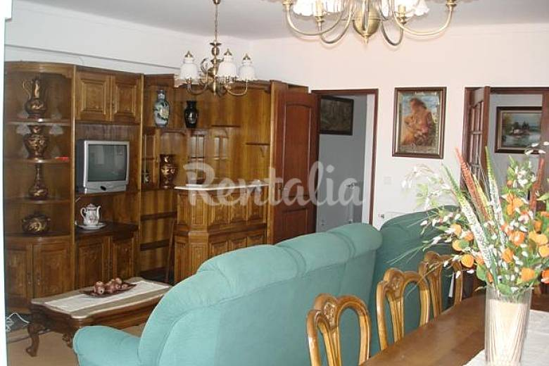 Appartamento Salotto Leiria Nazaré Appartamento