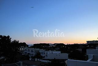 At a sea view top-floor apt. 500 m from the beach! Algarve-Faro
