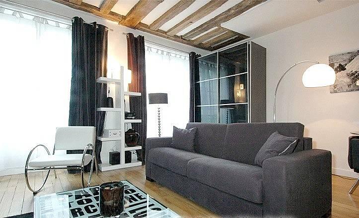 wohnung zur miete in paris paris 3e paris paris. Black Bedroom Furniture Sets. Home Design Ideas