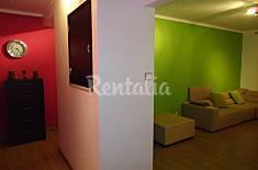 Apartamento com 2 quartos a 80 m da praia Coimbra
