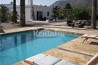 Villa with Pool at 400 meters from the beach Almería