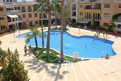 Apartamento de 2 dorm. a 200 mts. de la playa. Murcia