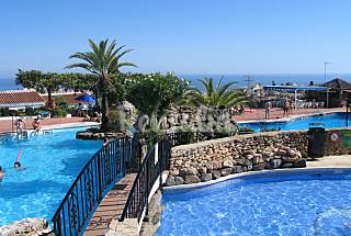 House for 2-4 people only 300 meters from the beach Málaga