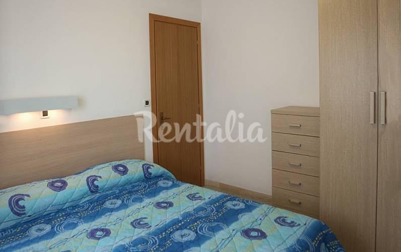 Dormitorio Udine ~ Apartamento en alquiler en Udine Pineda, Lignano Sabbiadoro (Udine) Alpes itali