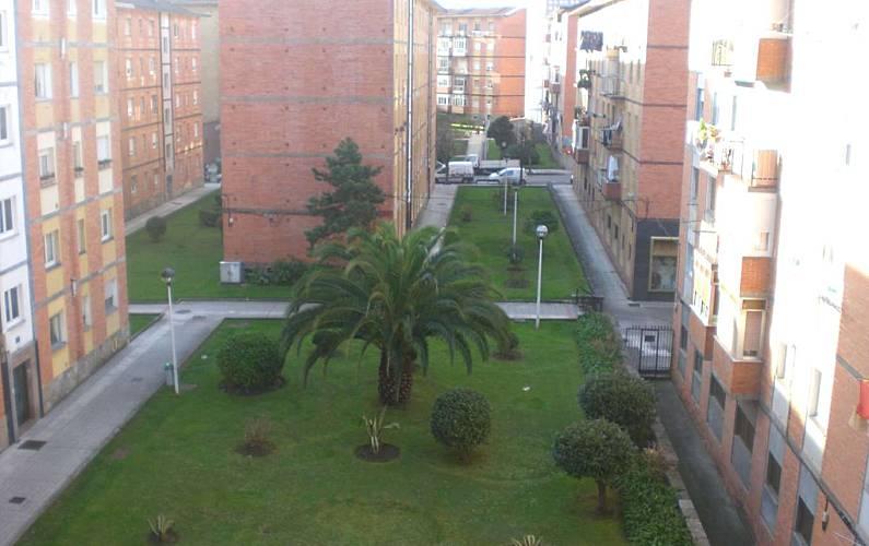 Appartamento Giardino Asturie Gijón Appartamento - Giardino