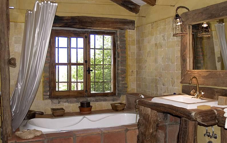 Casa para 4 personas con jardín privado Cantabria