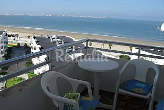 Apartment with 2 bedrooms only 50 meters from the beach Cádiz