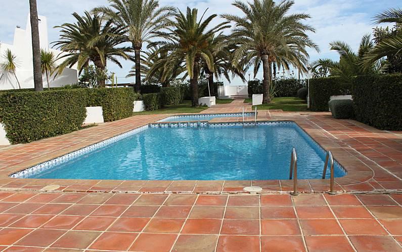 Casa con 3 stanze fronte mare Alicante - Piscina