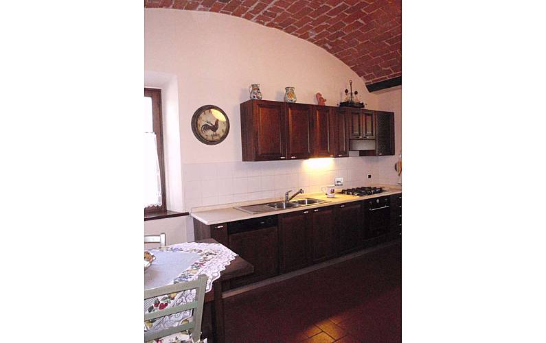 House Kitchen Florence Montelupo Fiorentino Cottage - Kitchen