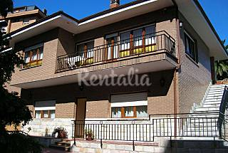 House for 6-7 people in Santander Cantabria