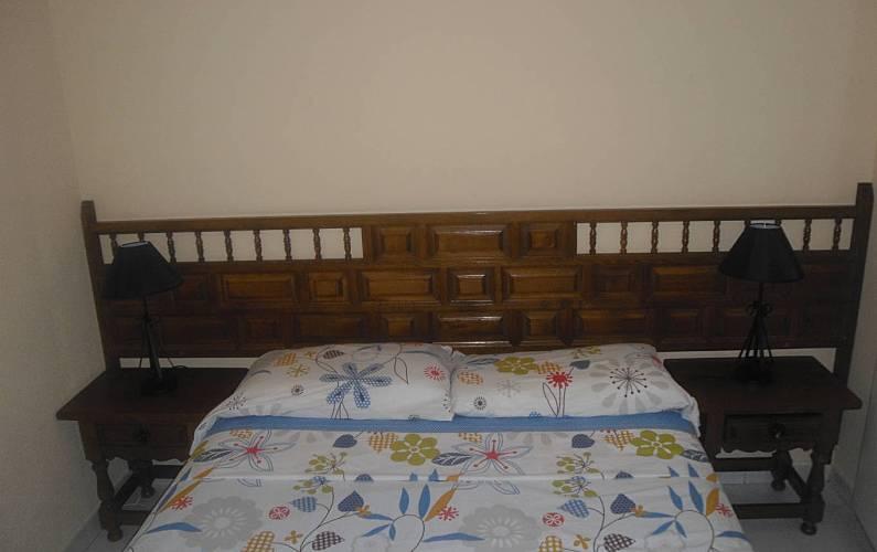 Apartment Bedroom Málaga Benalmádena Apartment - Bedroom