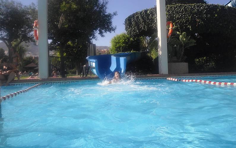 Apartment Swimming pool Málaga Benalmádena Apartment - Swimming pool