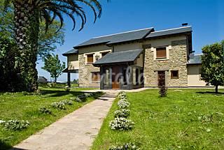 Maison en location à 300 m de la plage Asturies