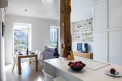Apartamento para 4 personas en Donostia/San Sebastián centro Guipúzcoa