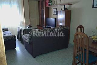 Apartamento para 4-5 personas a 1500 m de la playa Cádiz
