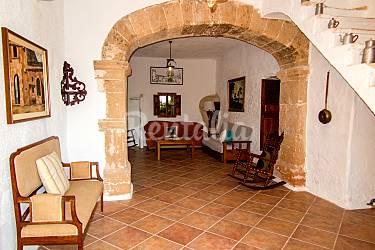 Eighteenth Living-room Majorca Manacor House