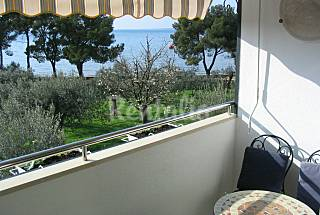 Apartment for 4-5 people only 50 meters from the beach Istria