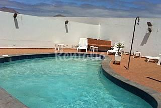 Villa en alquiler a 2 km de la playa Lanzarote
