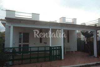 Villa for rent on the beach front line Foggia