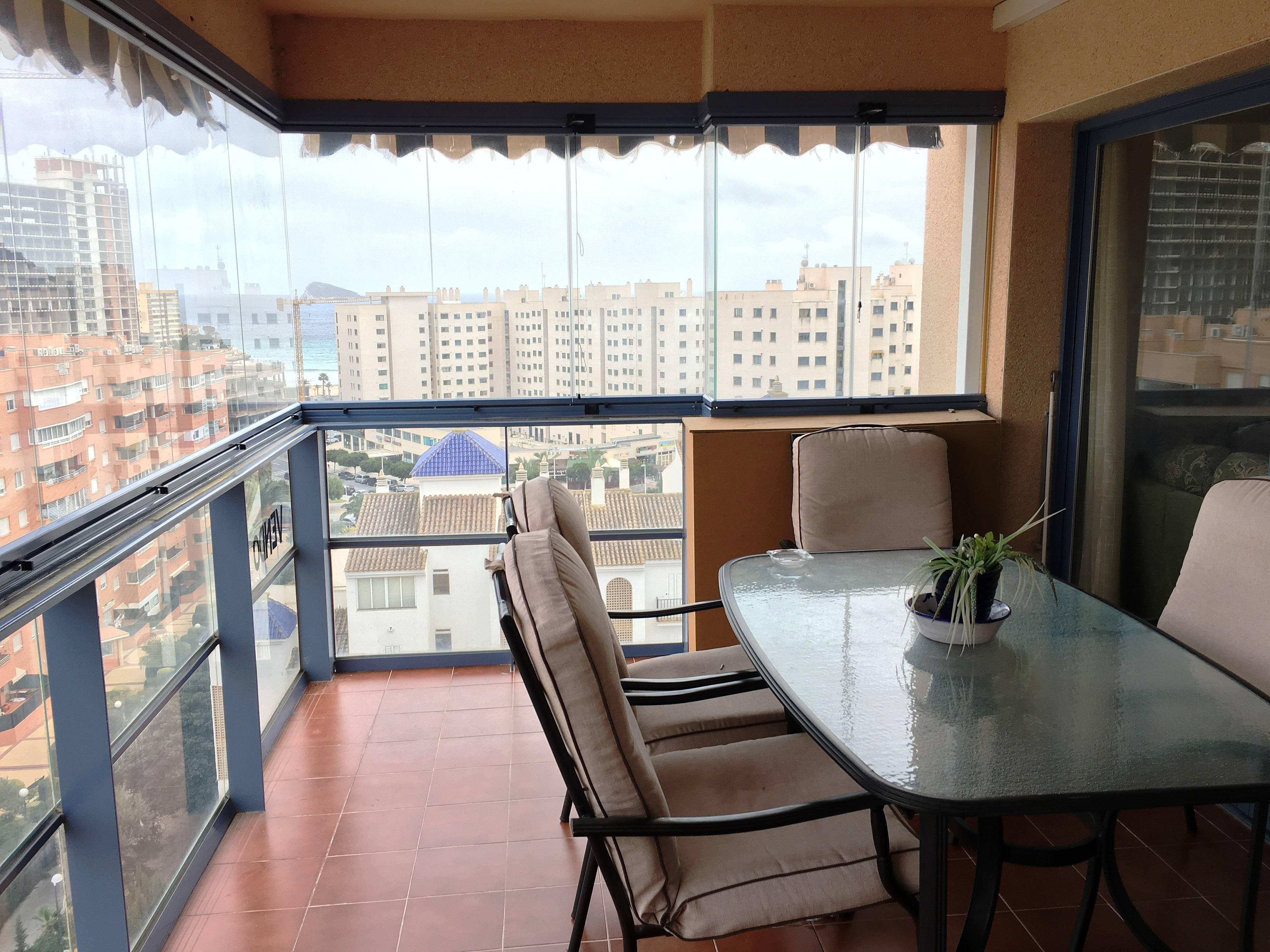 Apartamento en alquiler a 250 m de la playa benidorm alicante costa blanca - Apartamentos de alquiler en benidorm baratos ...