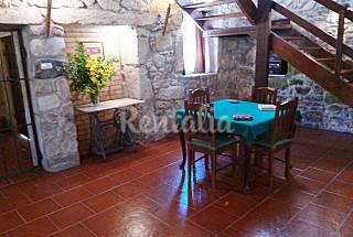 Casa para 2-5 pessoas a 1000 m da praia Porto