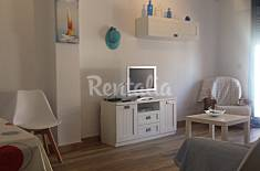 Apartment for rent only 200 meters from the beach Murcia