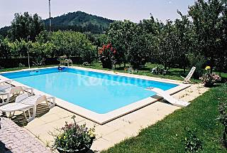 House for 8-10 people with swimming pool Viana do Castelo