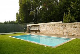 House for 7 people with swimming pool Viana do Castelo