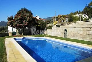 Casa para alugar com piscina Braga